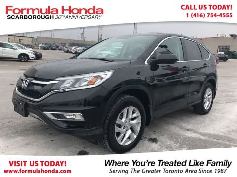 Certified Pre-Owned 2016 Honda CR-V EX AWD All Wheel Drive Crossover