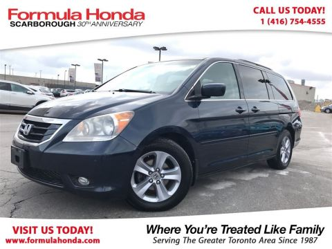 Pre-Owned 2009 Honda Odyssey EX-L Touring Navi/Res Front Wheel Drive Minivan
