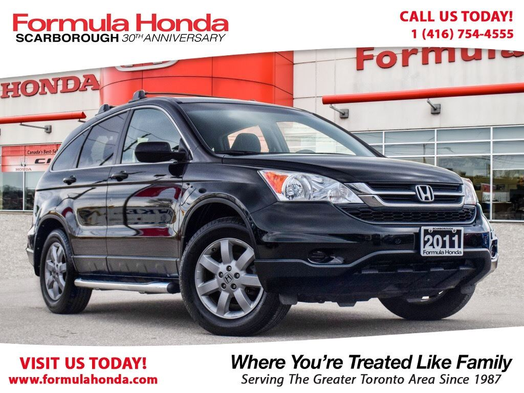 Pre-Owned 2011 Honda CRV LX 5 SPD at 4WD